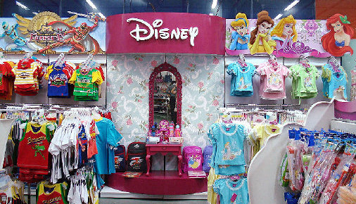 Indian Disney Shop