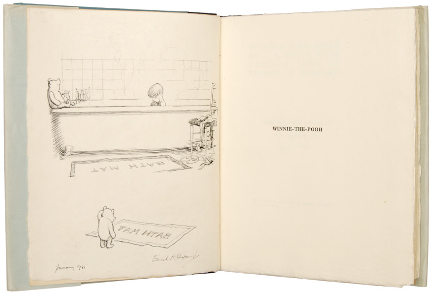 Inside cover illustrations