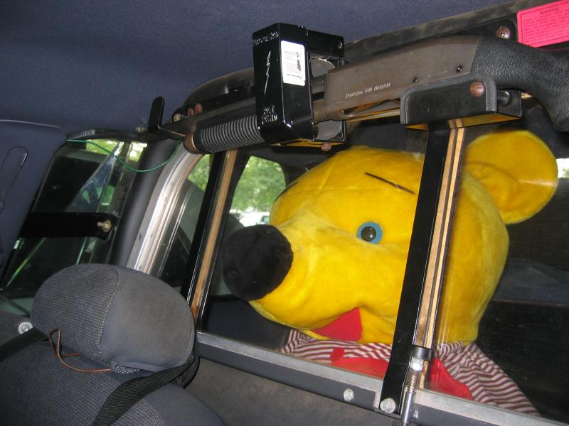 Robber dressed up as Winnie the Pooh