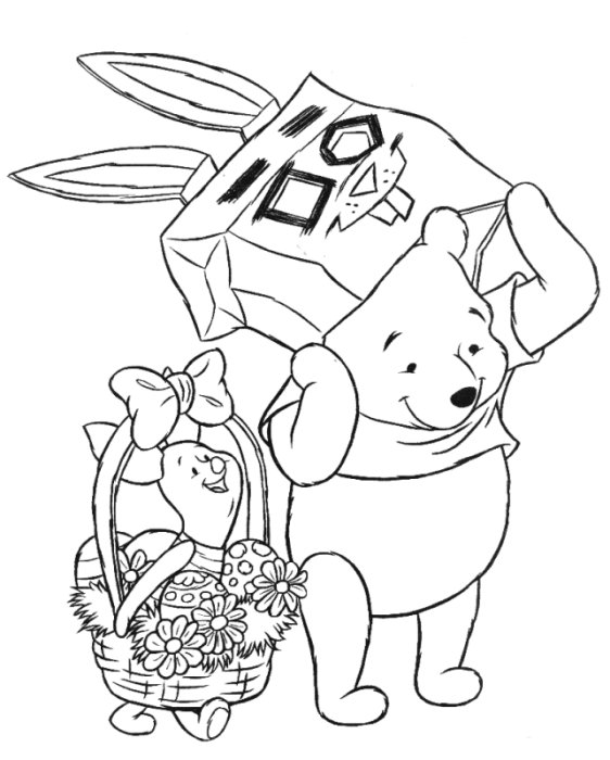 Classic pooh bear on pinterest winnie the pooh for Classic pooh coloring pages